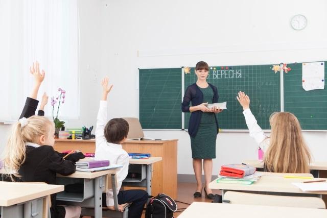 特別支援学級 授業